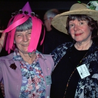 Chapter Founders Pat Armstrong and Vickie Nowicki