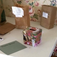 Seeds Set Out for Collectors at Seed Exchange